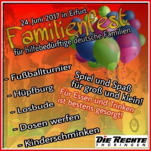 Familienfest Erfurt @ Erfurt | Erfurt | Thüringen | Deutschland