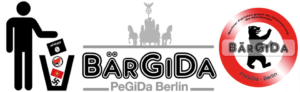 Bärgida @ Berlin - Hauptbahnhof | Berlin | Berlin | Deutschland