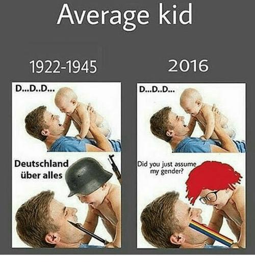 Kinder von heute